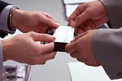 Comment donner et recevoir une carte